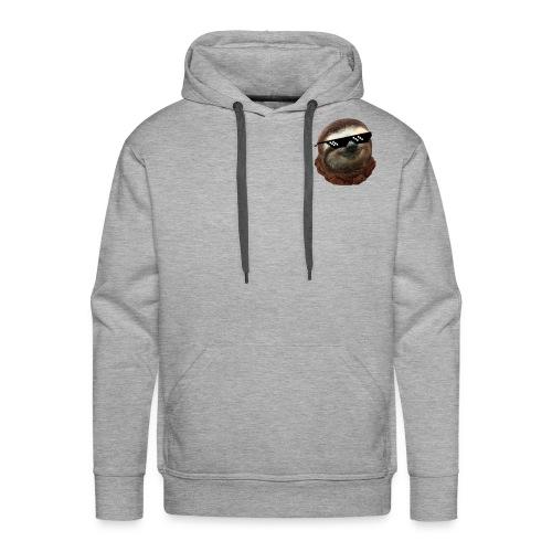 FuZE Sloth logo - Men's Premium Hoodie
