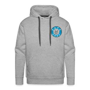 VapeGang Blue Logo - Men's Premium Hoodie