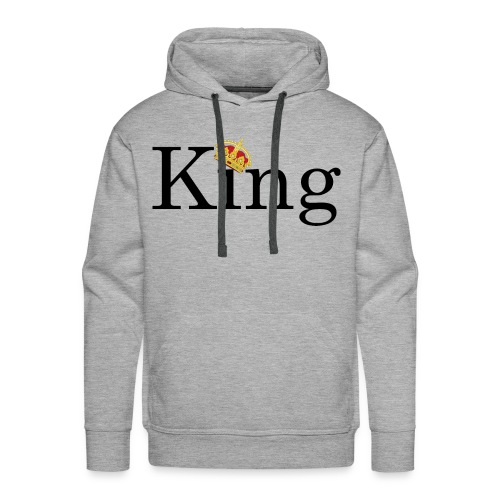 King | Yes you are - Men's Premium Hoodie