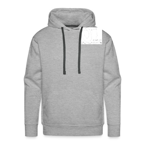 01 rocketpants01 merch - Men's Premium Hoodie
