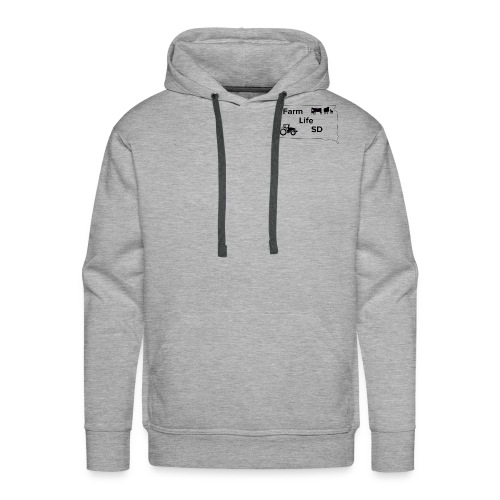 Farm Life SDs Main Logo - Men's Premium Hoodie