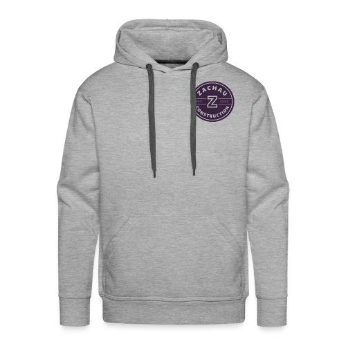 Zachau Logo - Men's Premium Hoodie