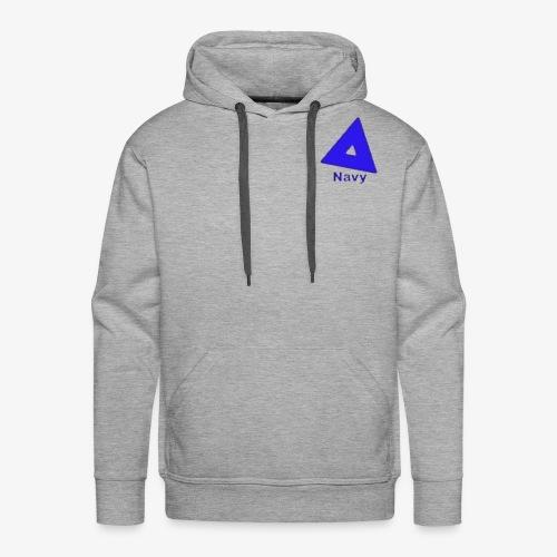 Navy Merchandise style 1 original - Men's Premium Hoodie