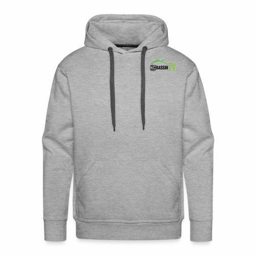 NCBTV LOGO - Men's Premium Hoodie