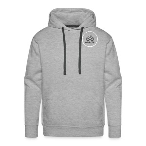 Hexkore Dark Logo - Men's Premium Hoodie