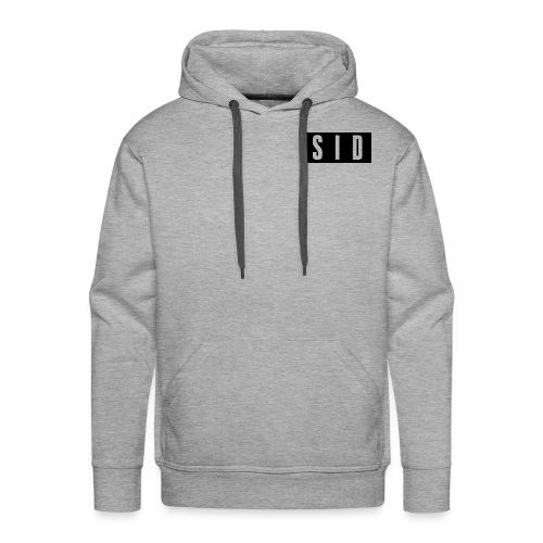 Sid Original Logo - Men's Premium Hoodie