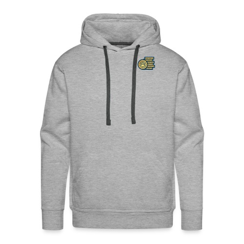 AriseCoin - Stack of Coins - Men's Premium Hoodie