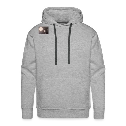 Moon Bright - Men's Premium Hoodie