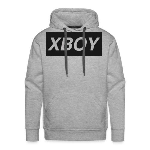 Xboy Phone Cases - Men's Premium Hoodie