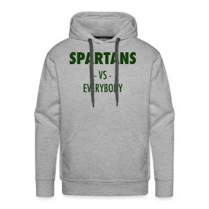 spartansvseverybody 1 - Men's Premium Hoodie