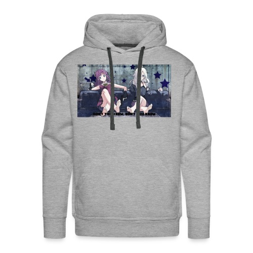 double trouble - Men's Premium Hoodie