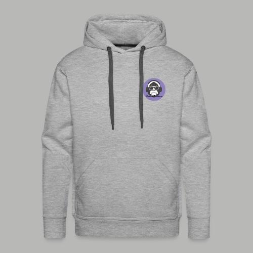 Rap monkey(Ape) Men's Premium T-Shirt - Men's Premium Hoodie