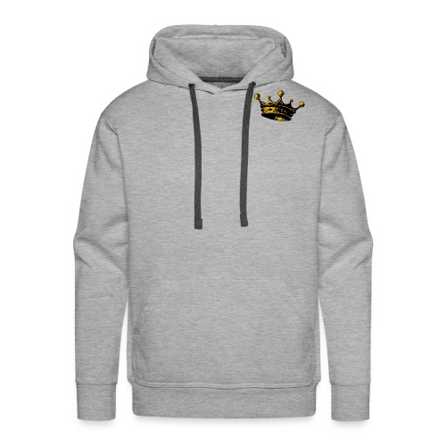 royal crown - Men's Premium Hoodie
