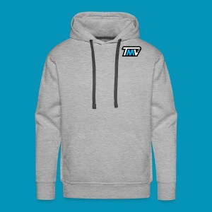 TMV Grey Edition - Men's Premium Hoodie