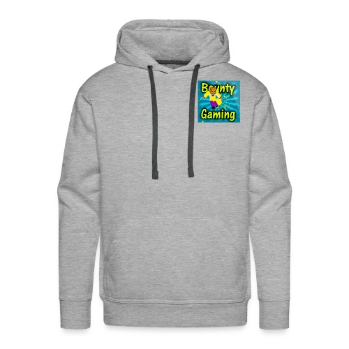 BountyGaming Iconic Logo - Men's Premium Hoodie