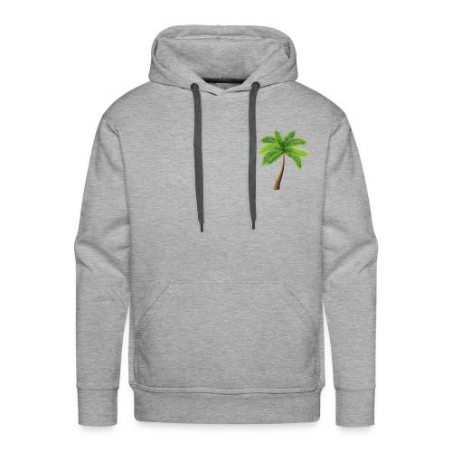 Palm Tree - Men's Premium Hoodie