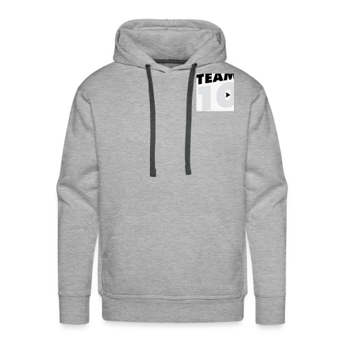 Team 10 cheap merch - Men's Premium Hoodie
