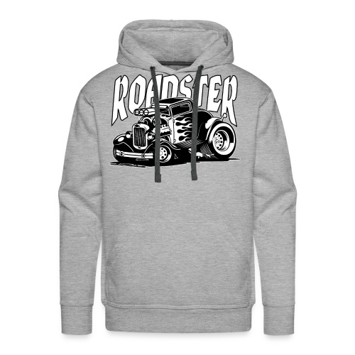 Roadster - Men's Premium Hoodie