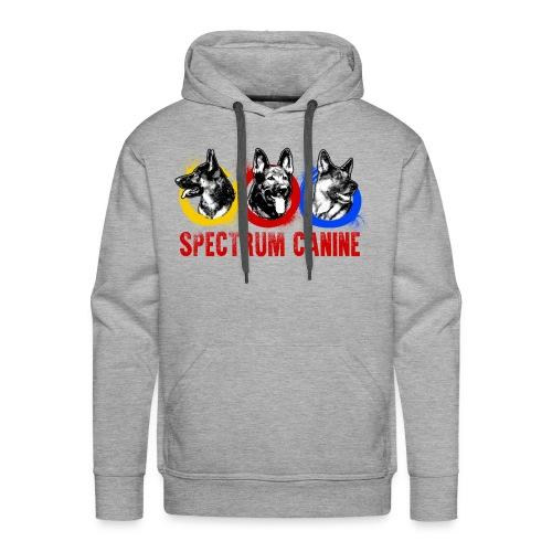 Spectrum Canine Hoodie - Men's Premium Hoodie