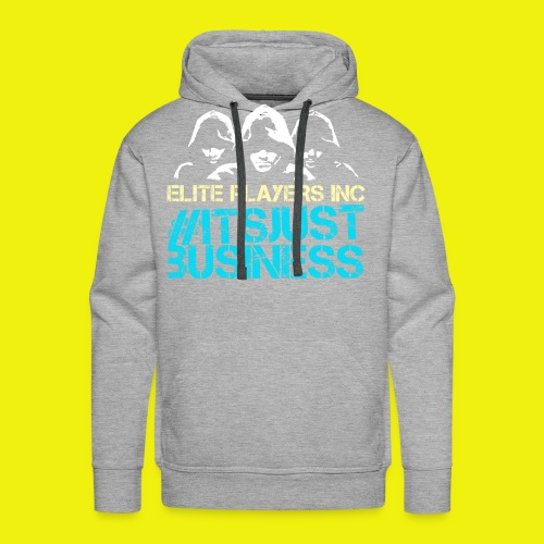 ElitePlayersInc Basic Design - Men's Premium Hoodie