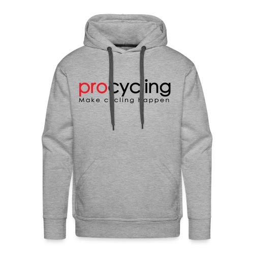 procycling luxembourg - Men's Premium Hoodie