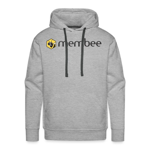 Membee Logo - Men's Premium Hoodie
