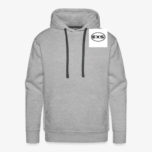 EXS Apparel Logo - Men's Premium Hoodie