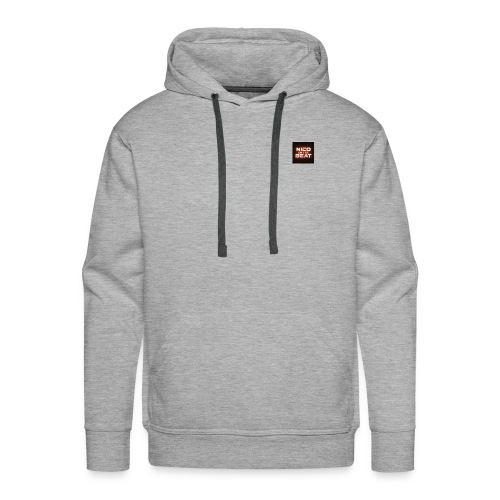 Nico on the Beat - Men's Premium Hoodie