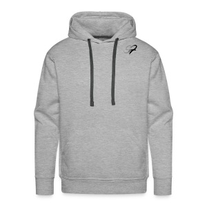 Stoked Fitness logo - Men's Premium Hoodie