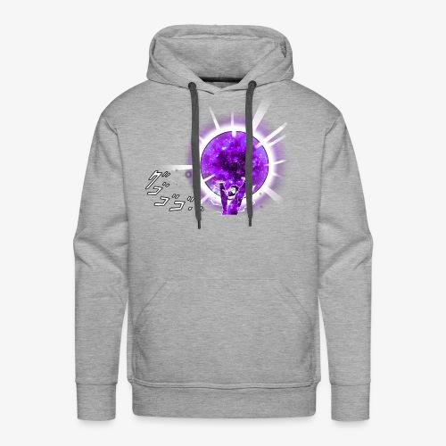 Nerd Bomb Purple - Men's Premium Hoodie
