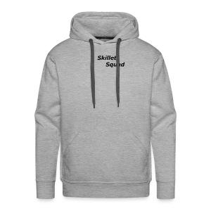 SkilletSquad Longsleve logo - Men's Premium Hoodie