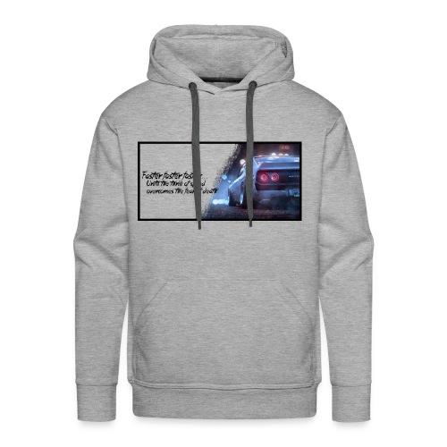 Skyline - Thrill of speed - Men's Premium Hoodie