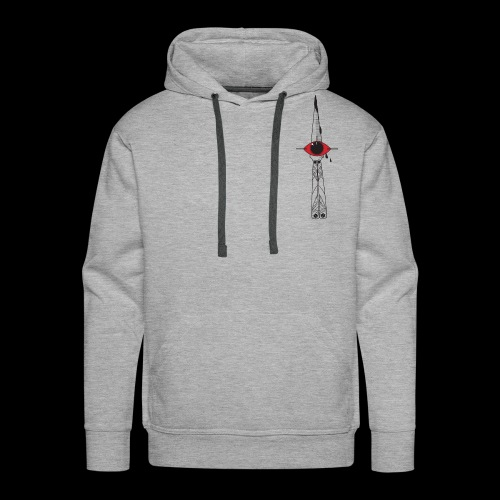 ButterflyKnife real - Men's Premium Hoodie