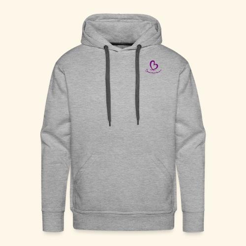 Bless Your Heart® Purple - Men's Premium Hoodie