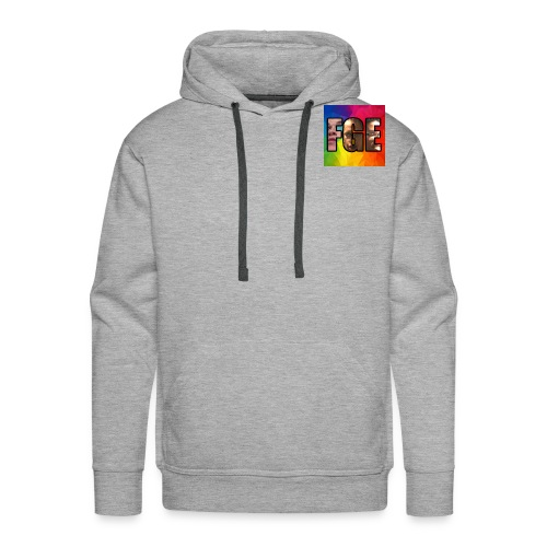 Fawa Gang Entertainment Logo - Men's Premium Hoodie