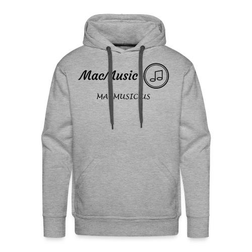 MacMusic - Men's Premium Hoodie