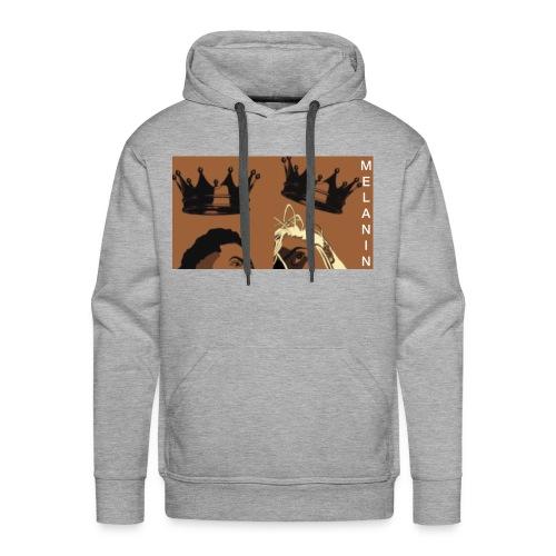 MELANIN ROYALTY - Men's Premium Hoodie