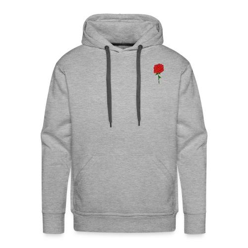 Classic rose - Men's Premium Hoodie