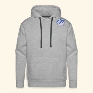 CIT logo vector file - Men's Premium Hoodie