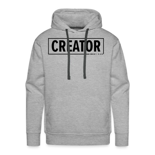 Creator - Men's Premium Hoodie