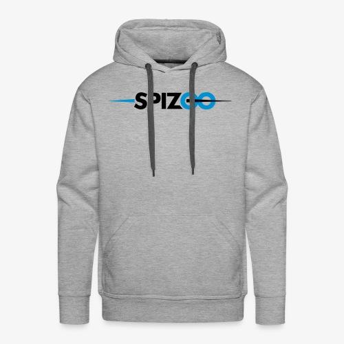 Spizoo Official logo - Men's Premium Hoodie