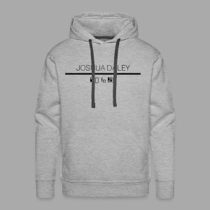 Joshua Daley - Status - Men's Premium Hoodie