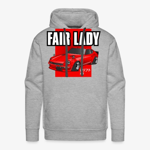 240z fair lady - Men's Premium Hoodie