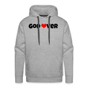 Godlover #PandaDesign - Men's Premium Hoodie