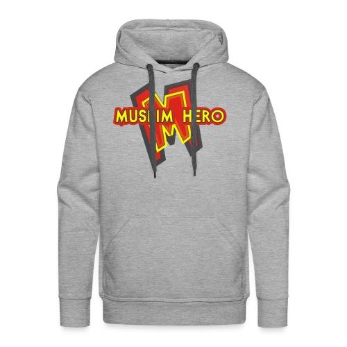 MUSLIM HERO - Men's Premium Hoodie