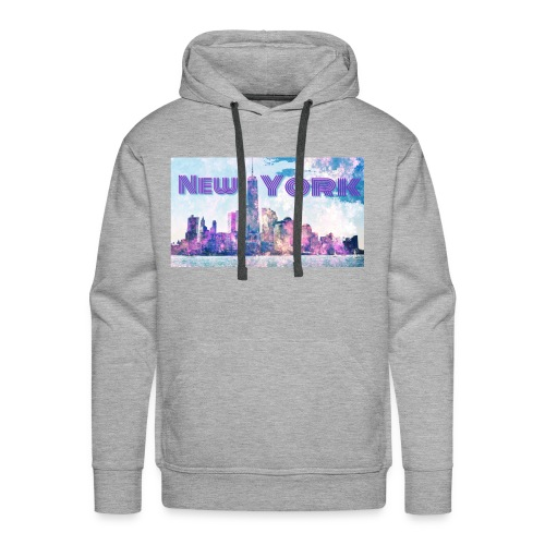 New York - Men's Premium Hoodie