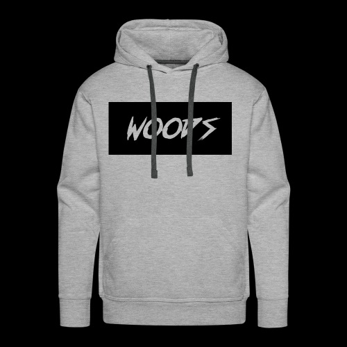 Woods * Special * - Men's Premium Hoodie