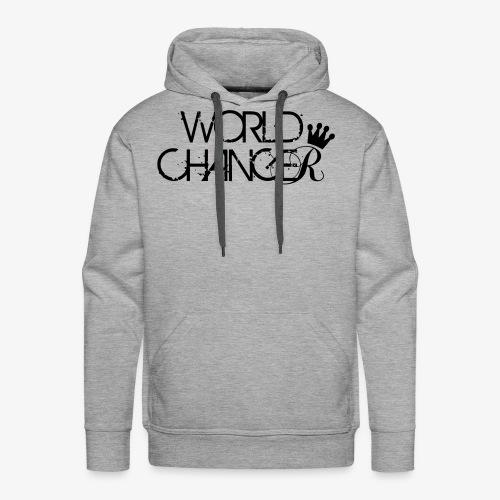 World Changer - Men's Premium Hoodie