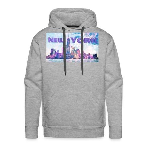 New York - Men's Premium Hoodie