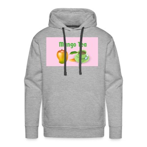 Mango Tea on YouTube - Men's Premium Hoodie